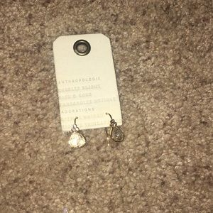 Anthropologie dangle earrings